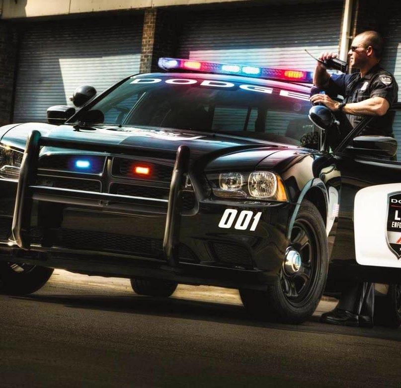 25 Police Vehicles Civilians Can Actually Own