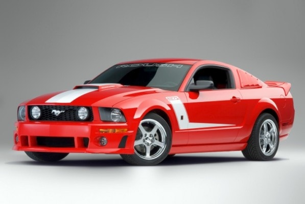 True Performance: Muscle Cars Produced By Speed Shops