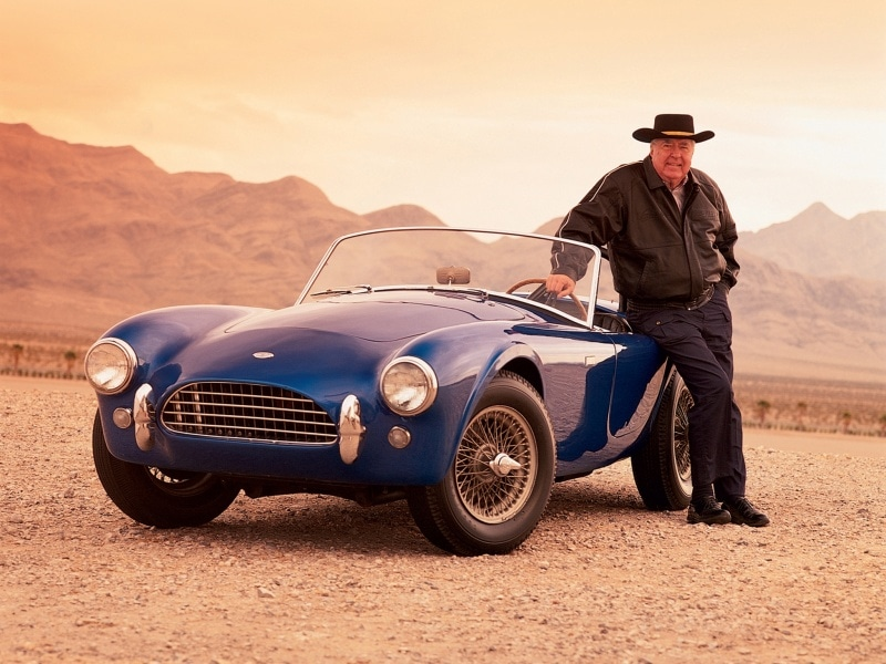 21 Cars That Made Carroll Shelby An Automotive Legend