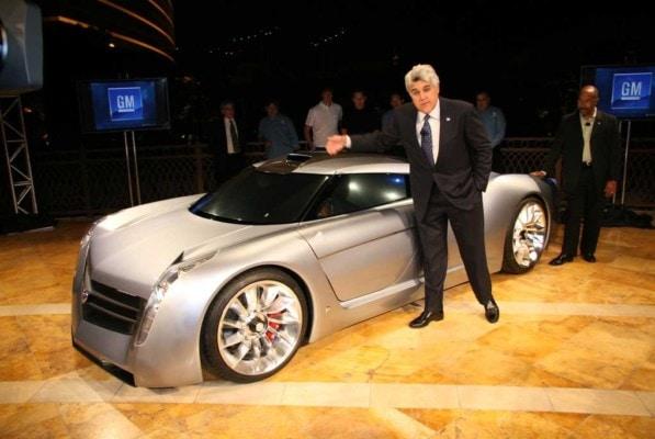 25 Extravagant Cars Jay Leno Has To Get Rid Of