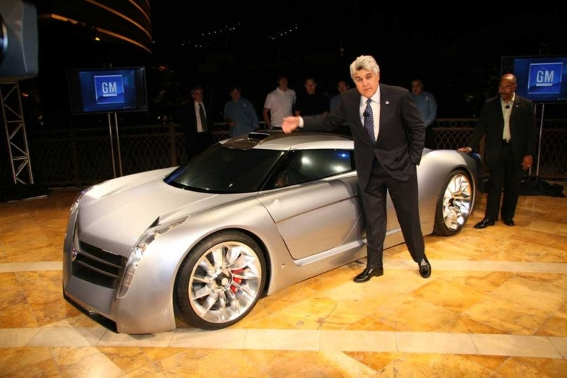 25 Extravagant Cars Jay Leno Has To Get Rid Of