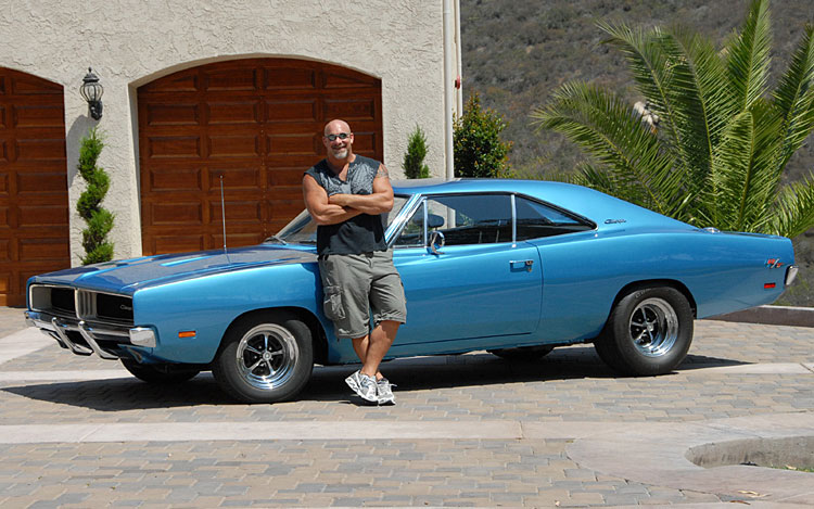 25 Classic Cars In Bill Goldberg's Unbelievable Collection