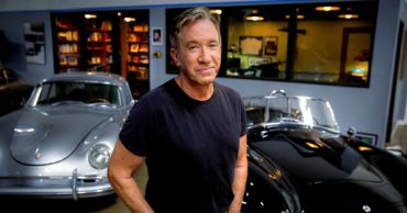 30 Impressive Muscle Cars In Tim Allen's Garage