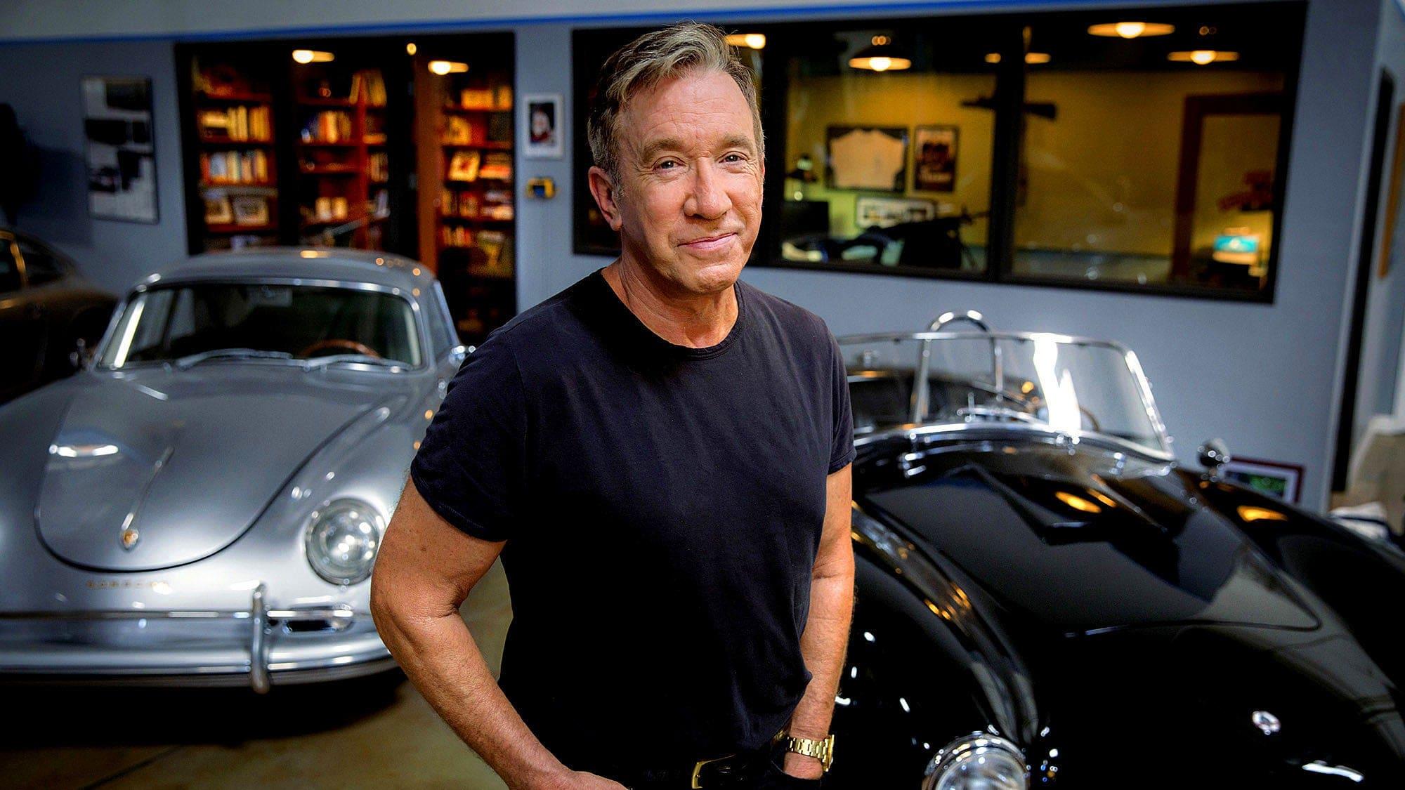 30 Impressive Muscle Cars In Tim Allen S Garage