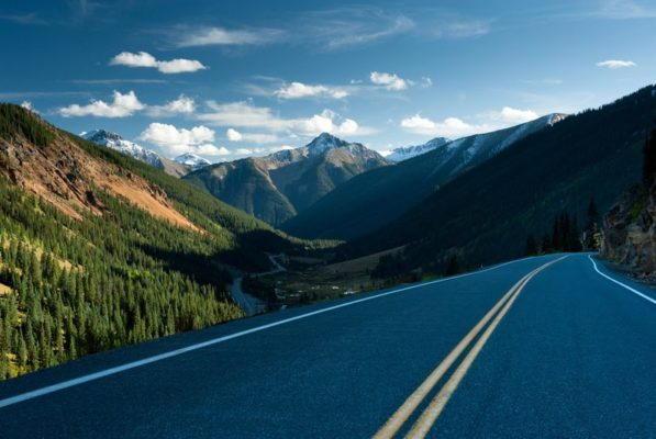 Top 25 Scenic Roads To Drive In The United States