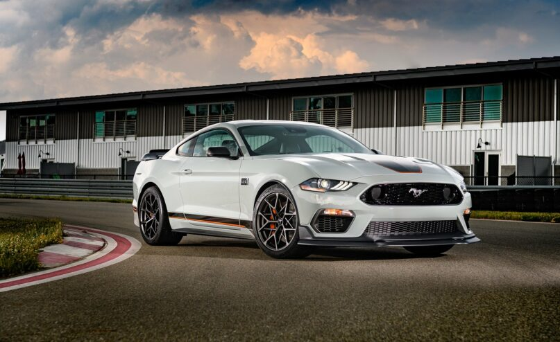 25 Things We Know About The New Mustang Mach-1