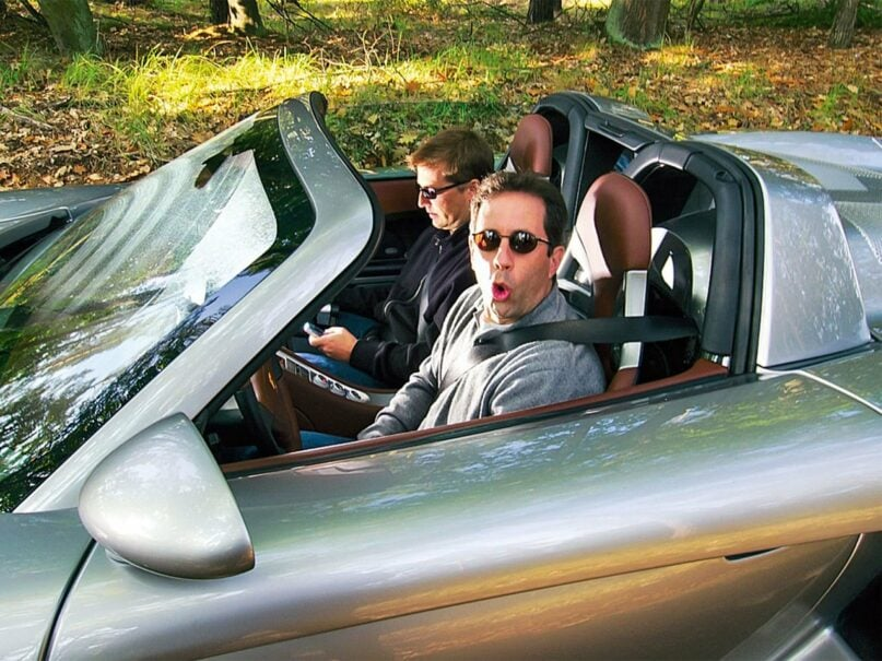 30 Expensive Cars In Jerry Seinfeld's Unbelievable Collection